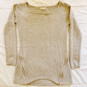 New York & Company Tunic Sweater